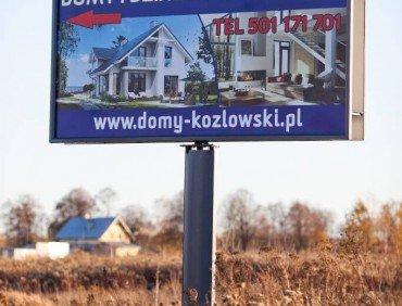 Warszawa billboardy